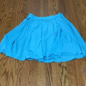Collective concepts pleated skirt